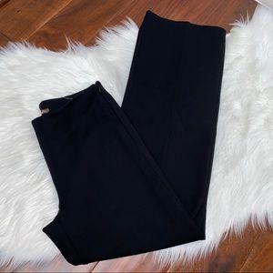 J. McLaughlin Black Stretchy Pants Size 2